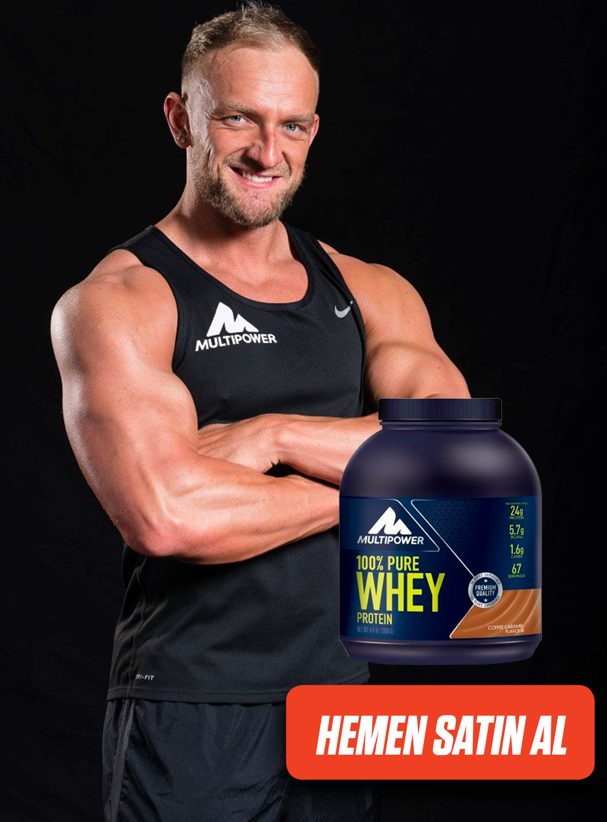 Multipower Whey