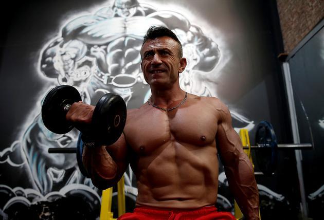 turan ulusoy vücut geliştirme türkiye şampiyonu