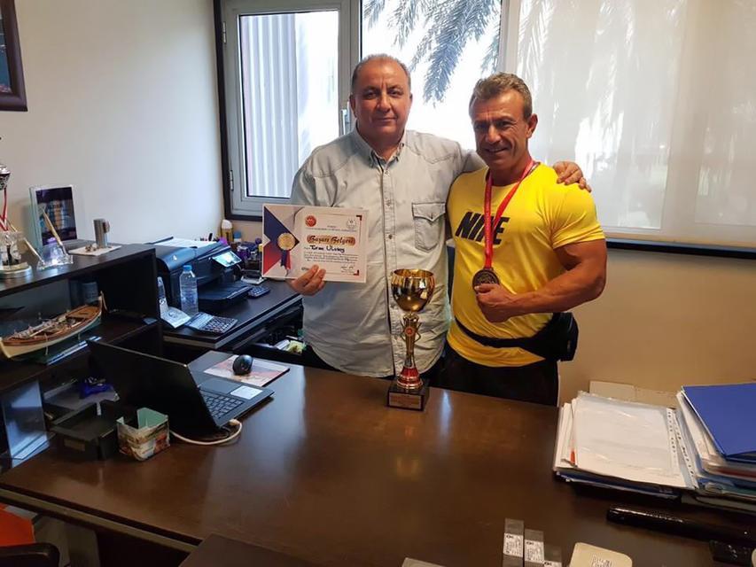 turan ulusoy vücut geliştirme izmir türkiye şampiyonu