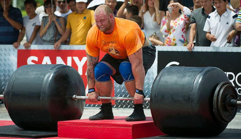 2018 World's Strongest Man Yarışmacı Listesi Açıklandı!