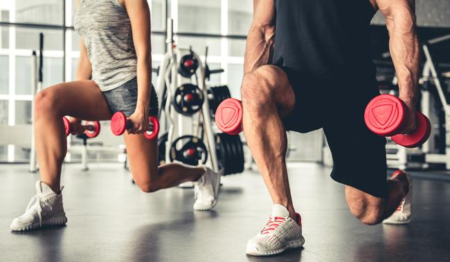 Spora yeni başlayanlar için farklı yoğunluklarda antrenman programları