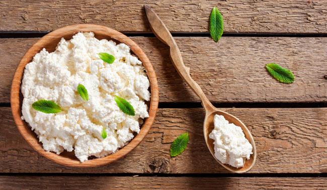 Lor peynirinin sporculara faydaları